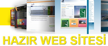 Ready Web Site